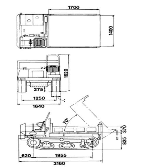 MOROKKA-MST-300VDR-Minidumper