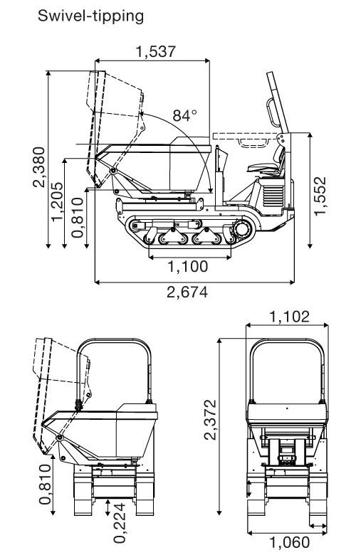 wacker-neuson-DT15-diagram